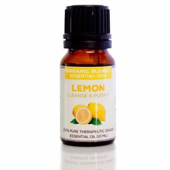 Lemon Essential Oil, 100% Pure Therapeutic Grade, 10ml - 3