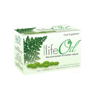 Life Oil Malungai 500mg Softgel Capsules Box of 60