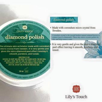 Lily's Touch Diamond Polish 50ml