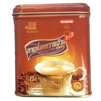 Lishou Slimming Coffee Slimming Instant Coffee 10g x 15 sachet Price Philippines
