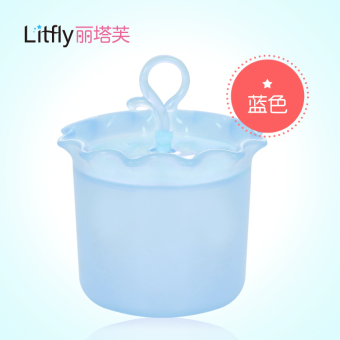 Litfly foam shower gel bubble cup sparkling is to play bubble is