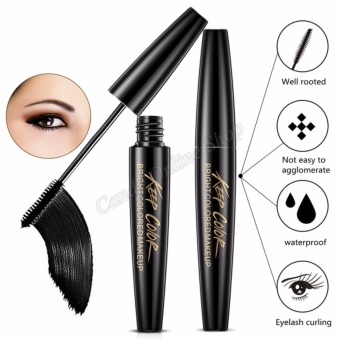 Long Lasting Curling Waterproof Mascara Hc3826(Black)