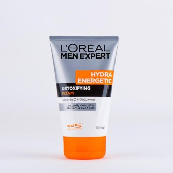 L'oreal Men Expert Hydra Energetic Foam 100ml