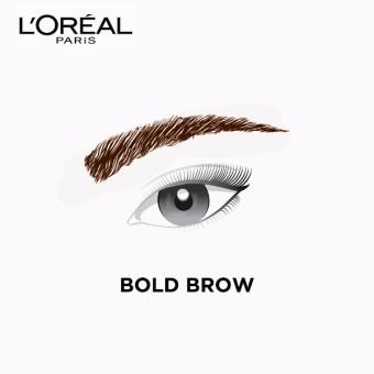 L'Oreal Paris Brow Artist Designer Pro 2x.20g (Dark Brown) - 3