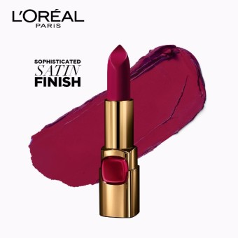 L'Oreal Paris Color Riche Le Rouge Paris Fashion Week - Chouette Magenta 608