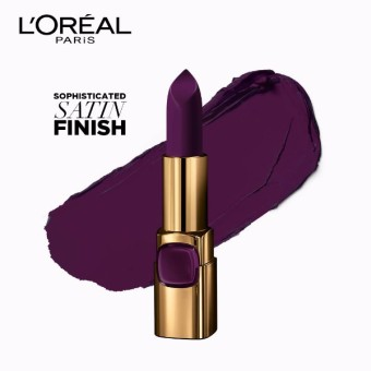 L'Oreal Paris Color Riche Le Rouge Paris Fashion Week - Sorbonne Orchid 612