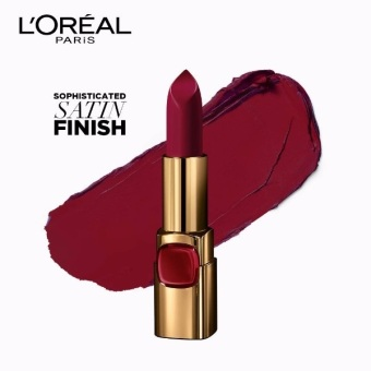 L'Oreal Paris Color Riche Le Rouge Paris Fashion Week - St. Michel Rosewood 619