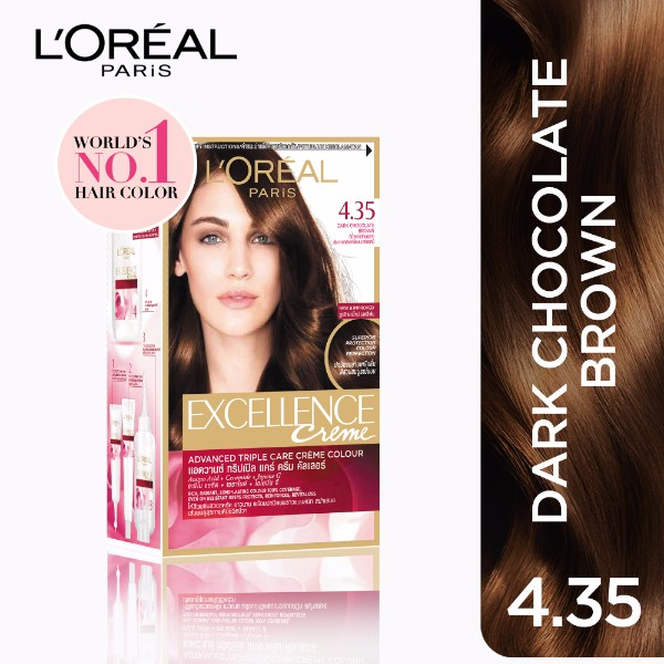 loreal hair colour dark brown review best hair color 2017