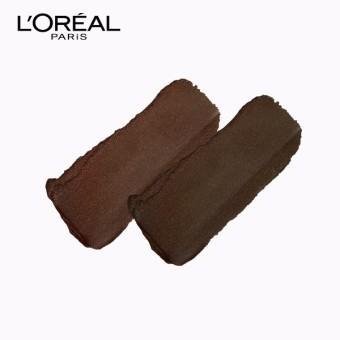 L'Oreal Paris Eyebrow Artist Genius Kit 3.5g (#02 Medium to Dark) - 3