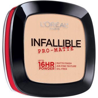 L'Oreal Paris Infallible Pro-Matte Face Powder 9g / 0.31oz (#300Nude Beige)
