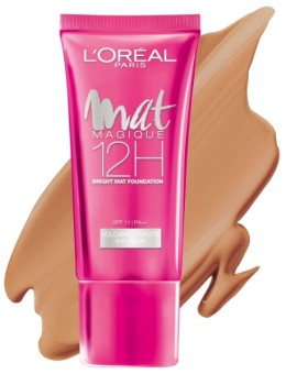 L'Oreal Paris Mat Magique Liquid Foundation - G3 Gold Vanilla