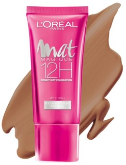L'Oreal Paris Mat Magique Liquid Foundation - G5 Gold Cream