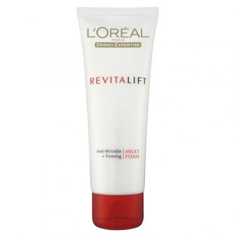 L'Oreal Paris Revitalift Milky Cleansing Foam 100ml