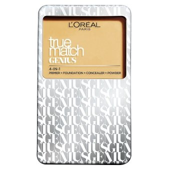 L'Oreal Paris True Match Genius Two Way Cake Compact Foundation 7g (G2 Gold Porcelain) Price Philippines