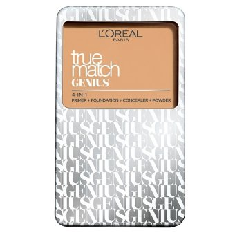 L'Oreal Paris True Match Genius Two Way Cake Compact Foundation 7g (N1 Nude Ivory) Price Philippines