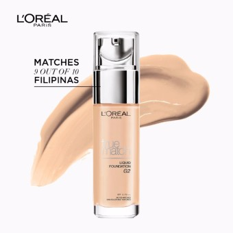 L'Oreal Paris True Match Liquid Foundation 30ml (G2 Gold Porcelain)