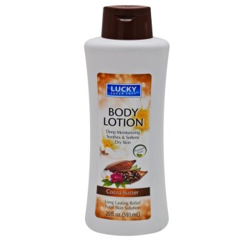 Lucky Super Soft Body Lotion 591ml (Cocoa Butter) Price Philippines