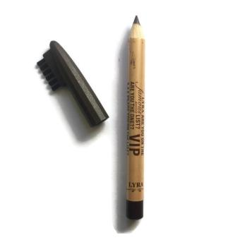 Lyra VIP Classic Eyeliner & Eyebrow Makeup Pencil with Brush1.0g BUY 1 TAKE 1 Price Philippines