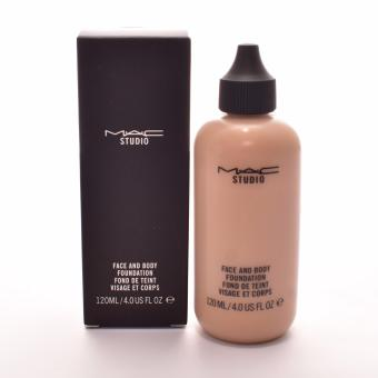 MAC Face and Body Foundation 120ml NC5