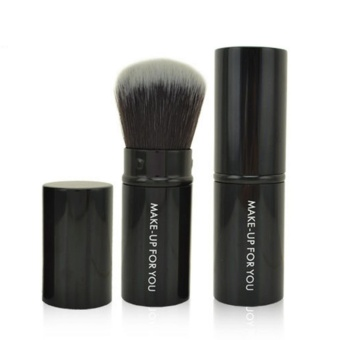 Make-Up For You Kabuki Brush (Black) Price Philippines