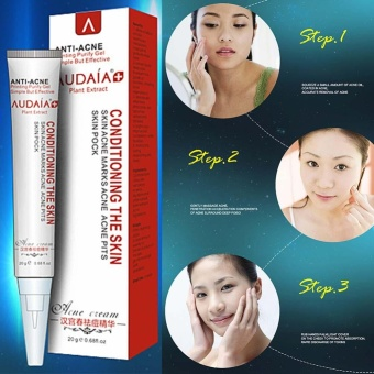 Makiyo Face Anti Acne Blain Cream Oil Control Shrink Pores Treatment Cream Print Scar Remover Skin Hole Repair Skin Care - intl