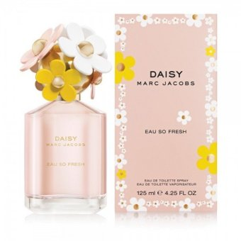 Marc Jacobs Daisy Eau So Fresh Eau De Toilette for Women 125ml