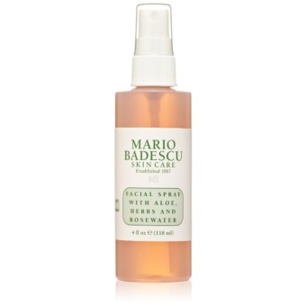 Mario Badescu Skin Care Facial Spray with Aloe Herbs and Rosewater4oz Price Philippines