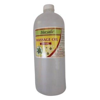 Marsalle Massage Oil (Peppermint Scent)
