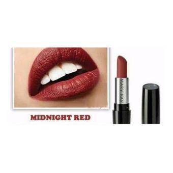 Mary Kay Gel Semi-Matte Lipstick (MIDNIGHT RED)