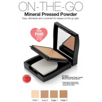 Mary Kay Mineral Pressed Powder (BEIGE 1) Price Philippines