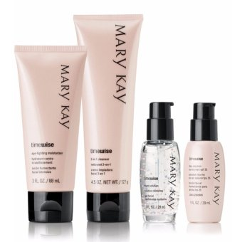 Mary Kay Timewise Miracle Set Normal To Dry (WithBag)