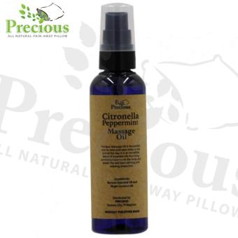 Massage Oil - Precious Pad Citronella Peppermint Massage Oil 100ml - 2