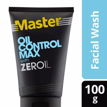 MASTER FACIAL WASH OIL CONTROL MAX 100G Price Philippines