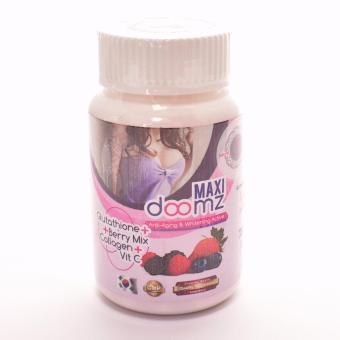 Maxi doomz Anti- Aging Whitening Active Glutathione, 30 Softgels