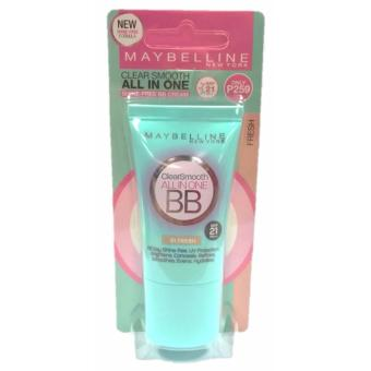 Maybelline Clear Smooth All in One Shine-free BB Cream