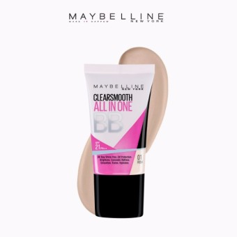 Maybelline Clearsmooth All In One BB Cream - Natural