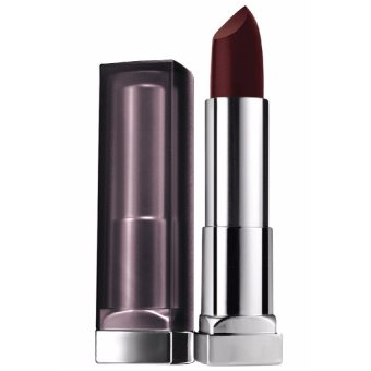 Maybelline Color Sensational Creamy Matte Lipstick - Burgundy Blush