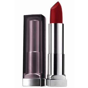 Maybelline Color Sensational Creamy Matte Lipstick - Rich Ruby