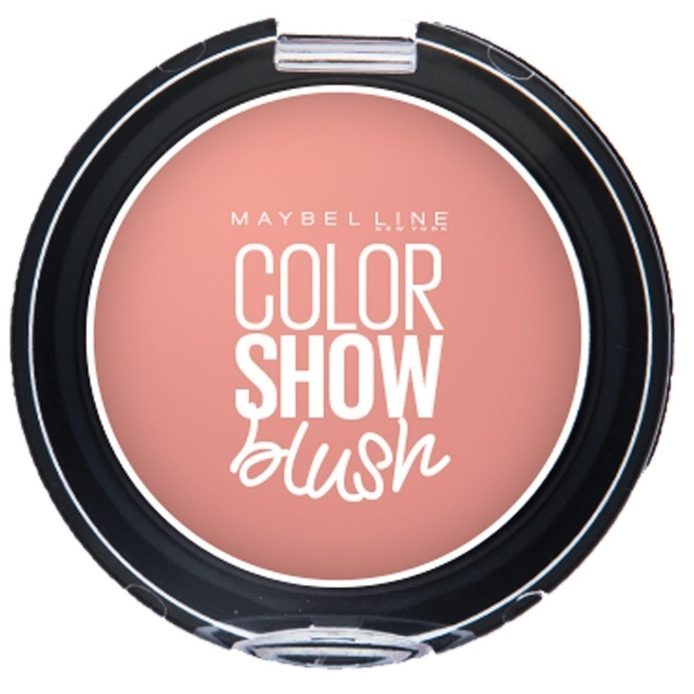 Maybelline Color Show Blush On Review