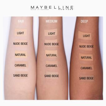 Maybelline Dream Satin Skin Powder Foundation - Nude Beige - 5