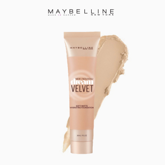 Maybelline Dream Velvet Matte Foundation - Sandy Beige