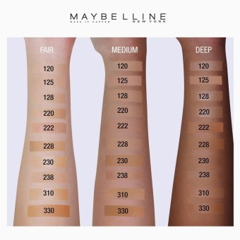 maybelline fit me foundation 80c566dcd4d7a