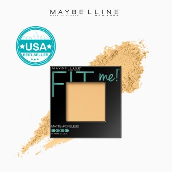 Maybelline Fit Me Matte Poreless Powder - 120 Classic Ivory