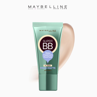 Maybelline Super BB Fresh Matte Cream 30ml (01 Fresh)