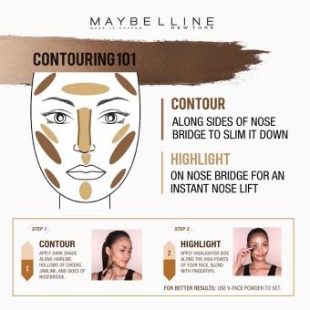 Maybelline V-Face Duo Stick - Medium Philippines