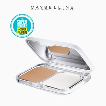 Maybelline White Superfresh Powder Foundation - Sand Beige