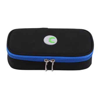 Medical Care Diabetic Supply Insulin Cooler Bag Health Care Traveling Case (Black) - intl Price Philippines