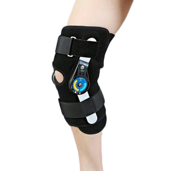 Medical Hinged Patella Support Brace Knee Support Knee Brace M sizeHRL