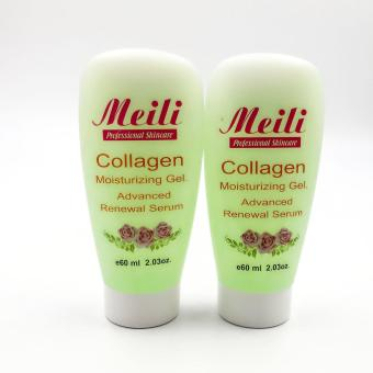 Meili Collagen Whitening Gel Advance Renewal Serum 60ml Set of 2bottles