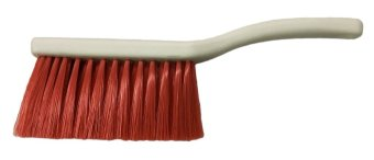 Meisons barbers brush for clearing hair (RED)